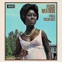 Felicia Weathers, Wiener Opernorchester, Argeo Quadri – Felicia Weathers: Verdi & Puccini Arias
