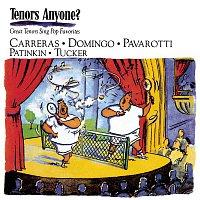 Plácido Domingo, José Carreras, Mandy Patinkin, Luciano Pavarotti, Richard Tucker – Tenors Anyone?