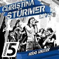 Přední strana obalu CD Lebe lauter Live [Essential Five]