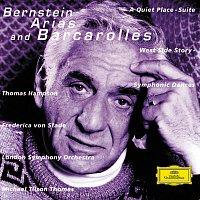 """London Symphony Orchestra, Michael Tilson Thomas – Bernstein: Arias And Barcarolles; A Quiet Place, Suite; """"West Side Story"""" - Symphonic Dances"""