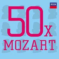 Různí interpreti – 50 x Mozart