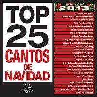 Různí interpreti – Top 25 Cantos De Navidad [Edición 2013]