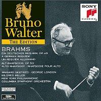 Bruno Walter, Johannes Brahms, New York Philharmonic Orchestra, Westminster Choir – Brahms: Ein deutches Requiem