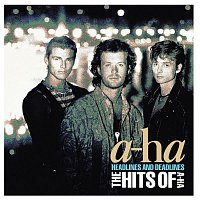 Přední strana obalu CD Headlines And Deadlines - The Hits of a-ha