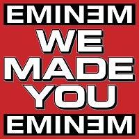 Přední strana obalu CD We Made You