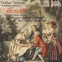 Oldřich Vlček, Pražský komorní orchestr/Charles Mackerras – Mozart: Serenády