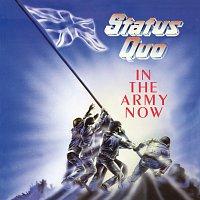 Přední strana obalu CD In The Army Now