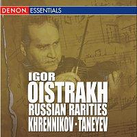 Igor Oistrakh – Khrennikov: Concerto for Violin & Orchestra No. 2 - Taneyev: Concert Suite, Op. 28