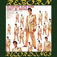 Přední strana obalu CD 5,, Elvis Fans Can't Be Wrong Elvis' Golden Records (HD Remastered)