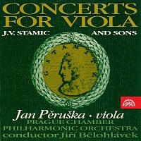 Jan Pěruška – Koncerty pro violu (Stamitz,K., Stamic,J.V, Stamitz,A.)
