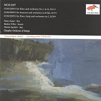Thierry Fischer, Matthew Wilkie, Charlotte Sprenkels, Chamber Orchestra Of Europe – Mozart: Flute Concerto No.1; Bassoon Concerto; Concerto for Flute & Harp