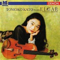 Akira Eguchi, Edward Elgar, Tomoko Kato – Tomoko Kato: Plays Elgar