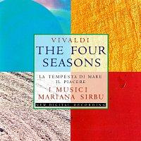 Mariana Sirbu, I Musici – Vivaldi: The Four Seasons; La tempesta di mare; Il piacere