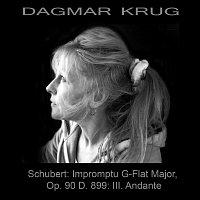 Dagmar Krug – Schubert: Impromptu G-Flat Major, Op. 90 D. 899: III. Andante