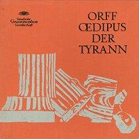Přední strana obalu CD Orff: Oedipus Der Tyrann
