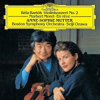 Anne-Sophie Mutter, Boston Symphony Orchestra, Seiji Ozawa – Bartók: Violin Concerto No.2, Sz 112 / Moret: En reve