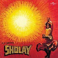 Přední strana obalu CD Sholay
