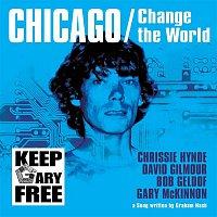 Chrissie Hynde, David Gilmour, Bob Geldof, Gary McKinnon – Chicago/Change The World