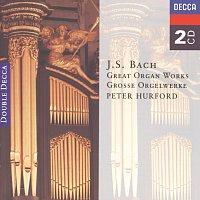 Přední strana obalu CD Bach, J.S.: Great Organ Works