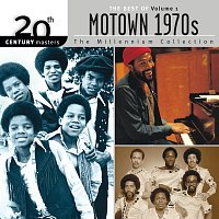 Různí interpreti – 20th Century Masters - The Millennium Collection: Best Of Motown 1970s, Vol. 1