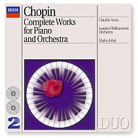 Claudio Arrau, London Philharmonic Orchestra, Eliahu Inbal – Chopin: Piano Concertos Nos.1 & 2 etc [2 CDs]
