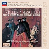 Birgit Nilsson, Giulietta Simionato, Carlo Bergonzi, Cornell MacNeil – Verdi: Un Ballo in Maschera