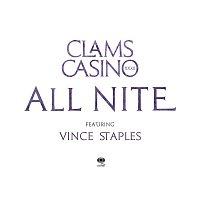 Clams Casino, Vince Staples – All Nite