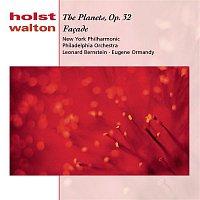 Eugene Ormandy, Vera Zorina, The Philadelphia Orchestra, William Walton, Philadelphia Orchestra – Holst: The Planets, Op. 32;  Walton: Facade