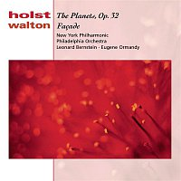 Leonard Bernstein, New York Philharmonic, Vera Zorina, The Philadelphia Orchestra, Eugene Ormandy – Holst: The Planets, Op. 32;  Walton: Facade