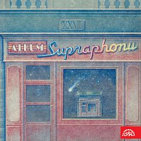 Přední strana obalu CD XXVI. Album Supraphonu