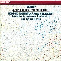 Jessye Norman, Jon Vickers, London Symphony Orchestra, Sir Colin Davis – Mahler: Das Lied von der Erde