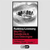 Přední strana obalu CD Rudeboy Lovesong (feat. Sweetie Irie and Cara Delevingne) [Remixes]