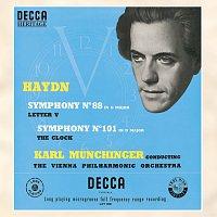 Wiener Philharmoniker, Karl Munchinger – Haydn: Symphonies Nos.88 & 101