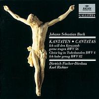 Dietrich Fischer-Dieskau, Munchener Bach-Chor, Munchener Bach-Orchester – J.S. Bach: Cantatas BWV 56, BWV 4 & BWV 82