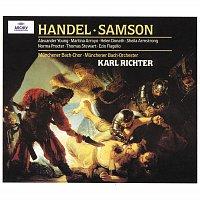 Munchener Bach-Orchester, Karl Richter – Handel: Samson