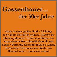 Různí interpreti – Gassenhauer der 30er Jahre