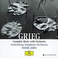 Gothenburg Symphony Orchestra, Neeme Jarvi – Grieg: Complete Music with Orchestra [6 CDs]