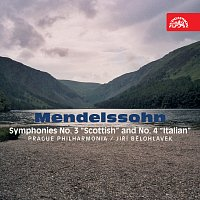 "Prague Philharmonia, Jiří Bělohlávek – Mendelssohn-Bartholdy: Symfonie č. 3 ""Skotská"" a č. 4 ""Italská"""