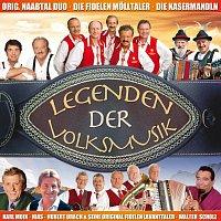 Různí interpreti – Legenden der Volksmusik