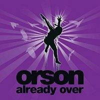 Přední strana obalu CD Orson [Live at Blueprint Studios, Manchester]