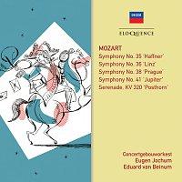 Eduard van Beinum, Eugen Jochum, Royal Concertgebouw Orchestra – Mozart: Symphonies 35, 41, 36, 38; Posthorn Serenade