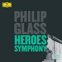 Přední strana obalu CD Glass: Heroes Symphony