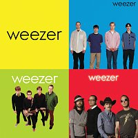 Weezer – Blue/Green/Red