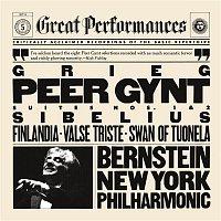 Leonard Bernstein, Edvard Grieg, New York Philharmonic Orchestra – Grieg: Peer Gynt Suite No. 1 & No. 2 & Sibelius: Finlandia & Valse Triste & The Swan of Tuonela