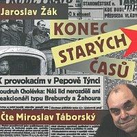 Miroslav Táborský – Konec starých časů (MP3-CD) CD-MP3