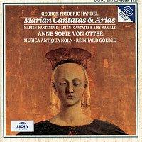 Přední strana obalu CD Handel: Marian Cantatas And Arias