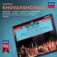 Bulat Minjelkiev, Vladimir Galusin, Nikolai Ohotnikov, Olga Borodina – Mussorgsky: Khovanshchina