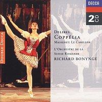Přední strana obalu CD Delibes: Coppélia/Massenet: Le Carillon