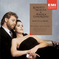 Angela Gheorghiu, Orchestra of the Royal Opera House, Covent Garden, Sir Richard Armstrong – Duets & Arias
