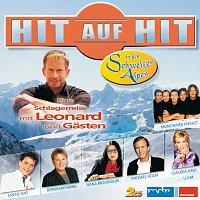 Různí interpreti – Hit auf Hit in den Schweizer Alpen - Eine Schlagerreise mit Leonard und Gasten [Set]